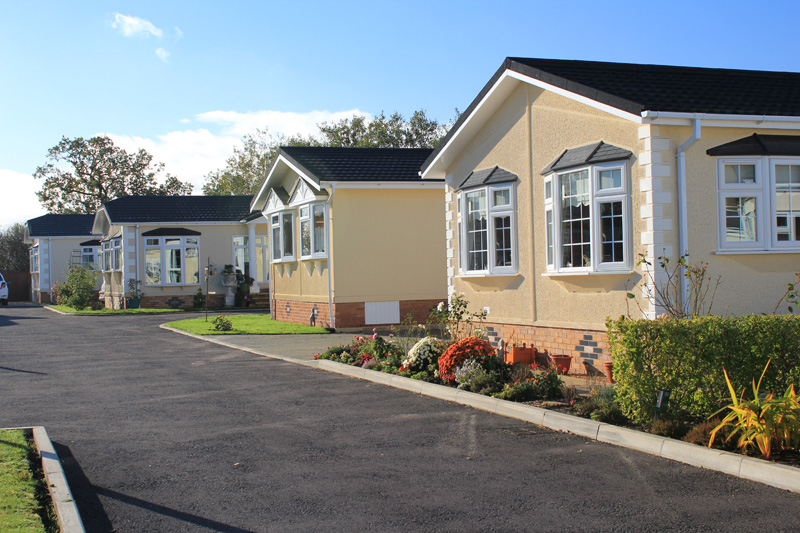 Residential Park Homes For Sale